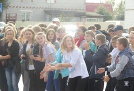 День туризма по-Голышмановски