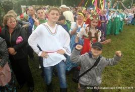 Второй Шорохинский фестиваль народного творчества